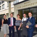 10 Jahre Jubiläum Hotel Vier Jahreszeiten Starnberg