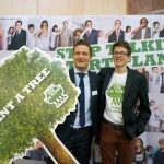Kooperation mit Plant for the planet und Felix Finkenbeiner