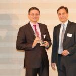 Verleihung Certified Star Award mit DRV Präsident Herrn Gerdom